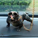 汽車內飾擺件飾品車裏擺放的小車用品狗狗頭大全配飾車上車載娃娃 愛麗絲