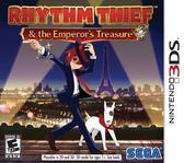 3DS Rhythm Thief and the Emperor s Treasure 節奏怪盜 R 拿破崙皇帝的遺產(美版代購)