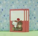【震撼精品百貨】Hello Kitty 凱蒂貓~卡片組(3入)-菇菇