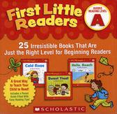 【麥克書店】★ FIRST LITTLE READERS★GUIDED READING 《LEVEL A 》/25本小書+1CD