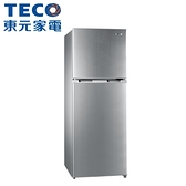 【TECO東元】222公升定頻雙門冰箱R2302N