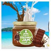 愛家 BUKO有機椰子巧克力果醬 250g/罐
