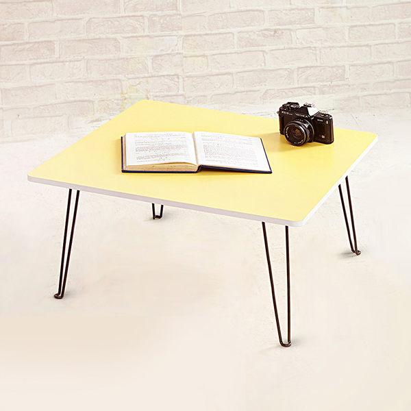 外宿 租屋 露營 免組裝可收合收納桌 休閒桌 茶几桌 折合桌 和室桌 摺疊桌 折疊桌 TA053 誠田物集