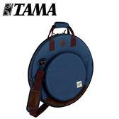 【敦煌樂器】TAMA TCB22 NB 22吋銅鈸袋 海軍藍