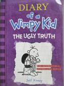 【書寶二手書T7/原文小說_NHF】Diary of a Wimpy Kid-The Ugly Truth_Jeff K