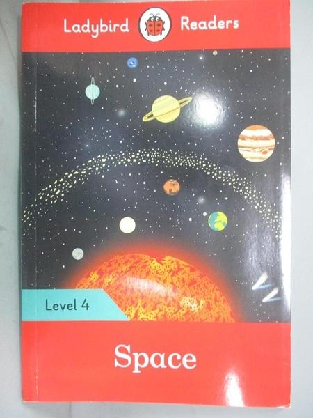 【書寶二手書T6/原文小說_KRF】Space_Ladybird (COR)