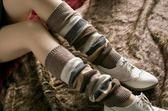 【TT】襪子 襪套 韓國堆堆襪腿套 羊毛加厚保暖 護腿襪過膝襪靴套