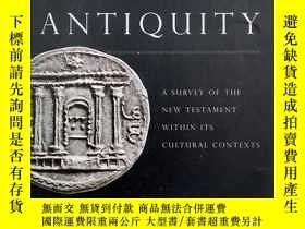 二手書博民逛書店The罕見in Antiquity, 2nd Edition: A Survey of the within It