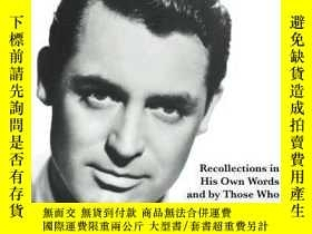 二手書博民逛書店Evenings罕見With Cary Grant: Recollections In His Own Words