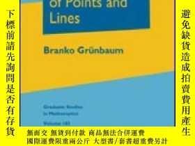二手書博民逛書店Configurations罕見Of Points And s (graduate Studies In Math