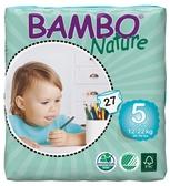BAMBO 伴寶樂 嬰兒紙尿褲-5號(27片/包X6包/箱) Abena 丹麥進口【杏一】