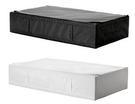 宜家思庫布儲物袋床底收納箱整理大盒子93X55X19