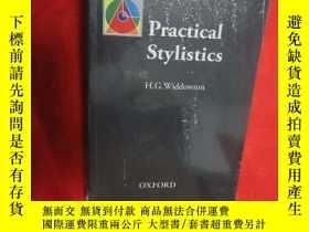 二手書博民逛書店Practical罕見Stylistics: An Approach (大32開) 【詳見圖】Y5460 Wi