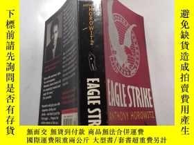 二手書博民逛書店Eagle罕見strike :鷹擊Y212829