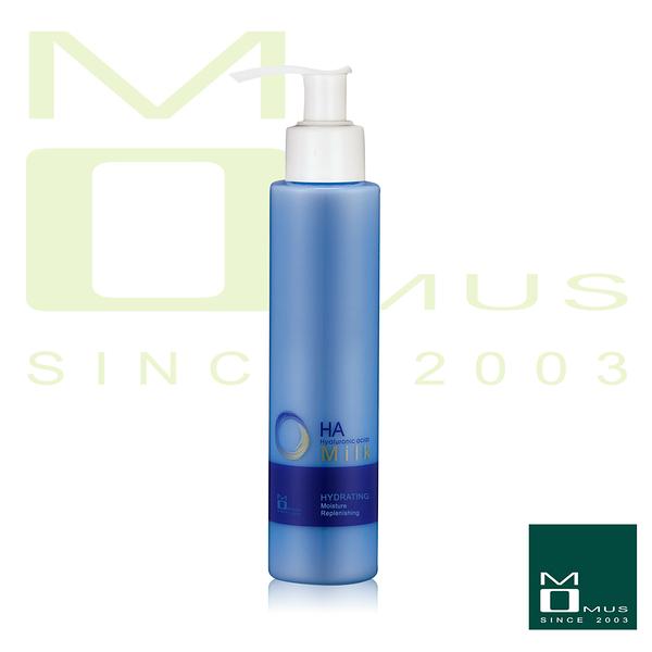 【即期品】MOMUS~玻尿酸水凝保濕乳液140ml 乾性肌專用。【保質期限2021.11】