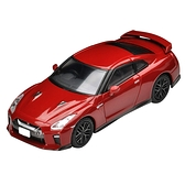 TOMYTEC LV-148d 日產 GT-R 2017 model (紅)_TV28483