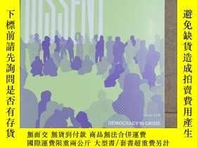 二手書博民逛書店DISSENT罕見2018年冬季刊 英文版Y42402