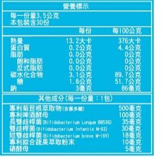 (團購專屬賣場) 營養密碼 BB536 益生菌 橘子優格口味 細粒粉末包 3.5g*30包/盒 *維康