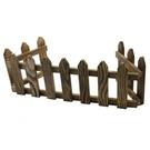 ㄇ型圍籬-燻木色109CM...