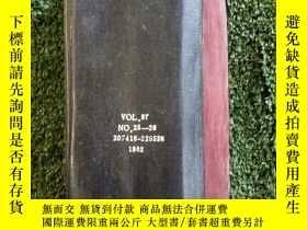 二手書博民逛書店化學摘要(CHEMICAL罕見ABSTRACTS)VOL.97
