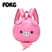 可愛3D立體動物寶寶書包小豬老虎幼兒園雙肩包男女兒童創意小背包
