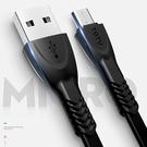 TOTU 安卓MicroUSB充電線傳輸線 2.1A 快充 勁韌系列 100cm