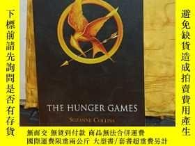 二手書博民逛書店The罕見Hunger Games Classic飢餓遊戲 [平
