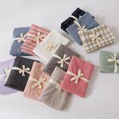 良品水洗棉全棉枕套枕頭套純棉單人純色簡約單件枕套一對