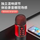 索愛MC12話筒音響一體麥克風家用無線藍牙手機全民唱k歌專用話筒 快速出貨