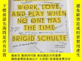 二手書博民逛書店Overwhelmed:罕見Work, Love, and Pl