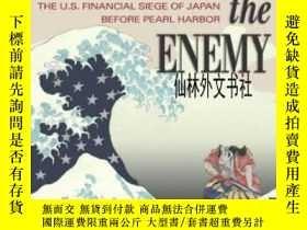 二手書博民逛書店【罕見】Bankrupting The Enemy 2007年出