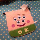 【發現。好貨】迪士尼Disney怪獸電力公司 怪獸大學 史乖寶束口袋化妝包衛生棉包相機包