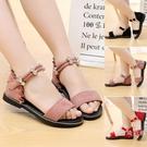 涼鞋兒童涼鞋女童羅馬鞋夏季裝2020新款韓版寶寶公主鞋中大童學生沙灘鞋