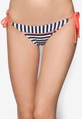 Piha 知名進口泳裝品牌 STRING PANT 比基尼褲 - 女(海軍條紋)