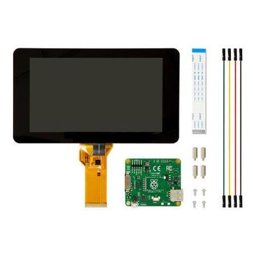 Raspberry Pi 7吋螢幕