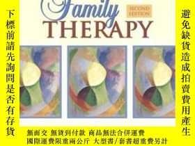 二手書博民逛書店The罕見Essentials Of Family Therapy 2nd Edition-家庭治療要點第2版