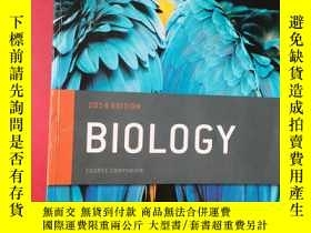 二手書博民逛書店OXFORD罕見IB DIPLOMA PROGRAMME BIOLOGY 2014 EDITION COURSE