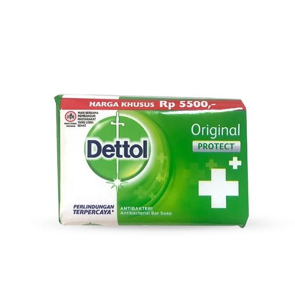 《出清》印尼 Dettol 滴露 松木經典抗菌香皂 105g 洗手皂 沐浴皂 肥皂 效期:2021/12【PQ 美妝】