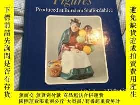 二手書博民逛書店Royal罕見Doulton figures: Produced