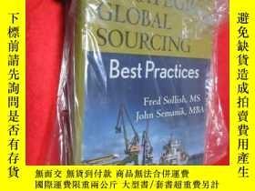 二手書博民逛書店Strategic罕見Global Sourcing Best
