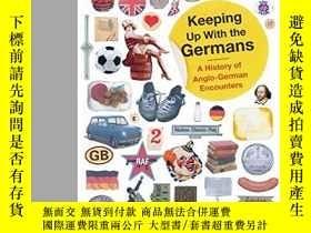 二手書博民逛書店Keeping罕見Up With The GermansY256260 Philip Oltermann Fa