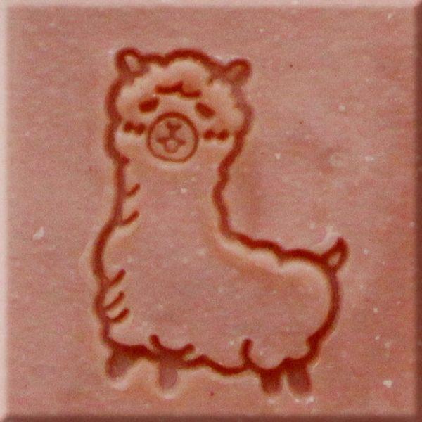 【香草工房】 風格皂章~B033 草泥馬