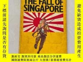 二手書博民逛書店Great罕見True Stories of World War Two THE FALL OF SINGAPOR