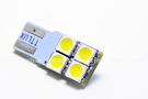T10側發光6晶X4(RACING G5 超5 勁戰4代 牌照燈可用(新增黃金光)