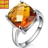 戒指 925純銀女配件-知性生日情人節禮物6c80【巴黎精品】
