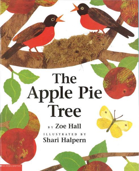 【麥克書店】THE APPLE PIE TREE/ 平裝繪本《主題: STEM教學--技術Technology》