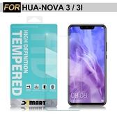 Xmart for 華為 HUAWEI Nova 3i 6.3吋 薄型 9H 玻璃保護貼
