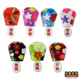 【收藏天地】台灣紀念品*陶瓷造型冰箱貼-天燈(7款)∕ 磁鐵 杯墊 彩繪 觀光 禮品 辦公小物