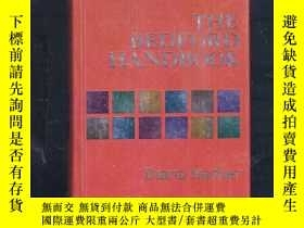二手書博民逛書店THE罕見BEDFORD HANDBOOK SIXTH EDIT