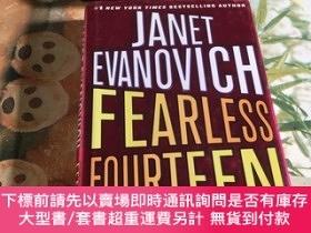 二手書博民逛書店Fearless罕見Fourteen(精裝)Y204356 Janet Evanovich St Martin